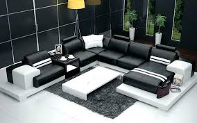 black couch leather sofa sets black white leather sofa real leather sofa sets