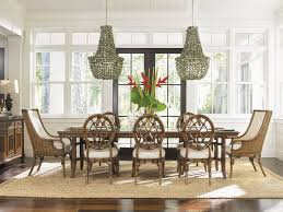 kitchen table chandeliers home depot island lighting over a round lowe s lights