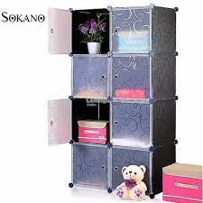 diy 8 cube storage cabinet