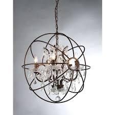 6 light bronze chandelier ii antique bronze and crystal 6 light chandelier hampton bay 6 light
