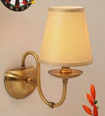 cream paper cloth wall light by aesthetic home solutions