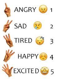 Morning Meeting Feelings Chart By Miss Sands Spot Tpt