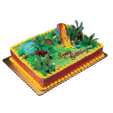 9 Publix Birthday Cakes Jungle Cake Photo Dinosaur Birthday Cake