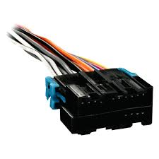 metra aftermarket radio wiring harness with oem plug
