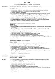 Clinical Nurse, / Registered Nurse Resume Samples | Velvet Jobs