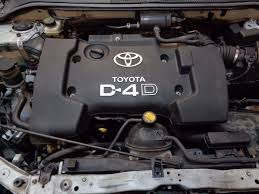 Toyota Avensis 2.0 D4D Engine (2003) | in Luton, Bedfordshire | Gumtree