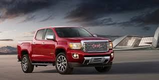 Chevrolet Colorado and GMC Canyon Ditch Their Manual Transmissions ...