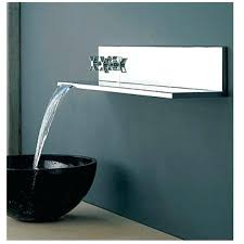 bathtub waterfall faucet chrome polished waterfall wall mounted shower and faucet bathtub waterfall faucets waterfall bathroom