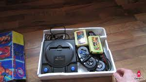 Những hệ máy console từng