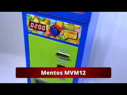Mentos Vending Machine Mesmerizing MENTOS Vending Machine MVM48 YouTube