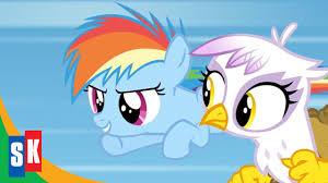 my little pony friendship is magic games ponies play 5 5 gilda and rainbow dash were friends you