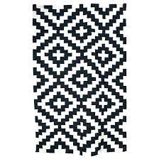 black and white geometric rug colours harrietta canada area