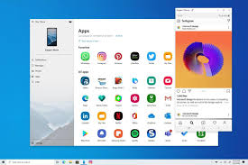 to run Android apps on your PC ...