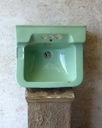 antique porcelain bathroom sink