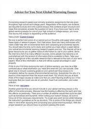 global warming argumentative essay docoments ojazlink argumentative essay on climate change