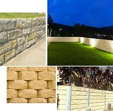 limestone retaining walls perth brick