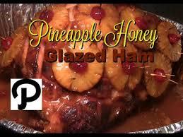 pineapple honey glazed ham recipe how