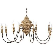 regina andrew lighting antique wood carved chandelier