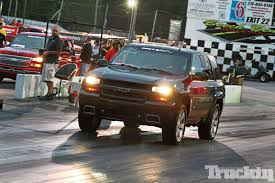 THROWDOWN - Holley LS Fest - 2008 Chevy Trailblazer SS - Truckin ...