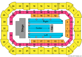 Cheap Dow Event Center Tickets