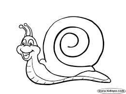 Small Picture Innovative Snail Coloring Page KIDS Design Gal 5921 Unknown