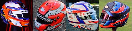 20 amazing helmet painters