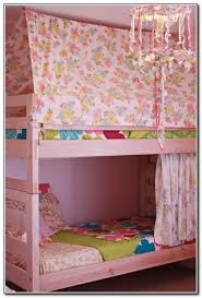 elegant bunk bed canopy with ikea bunk bed with canopy house rachels room bunk