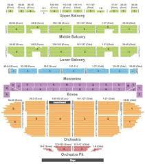 Fabulous Fox Theater Atlanta Seating Chart 68 Efficient Fox Theatre Atlanta Detailed Seating Chart