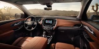 2018 chevrolet traverse.  chevrolet 2018 traverse midsize suv design interior front seats and chevrolet traverse 8