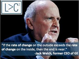 Jack Welch Quotes Best Great Jack Welch Quote On Learning And Competition Innovation 48