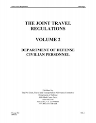 the joint travel regulations volume 2