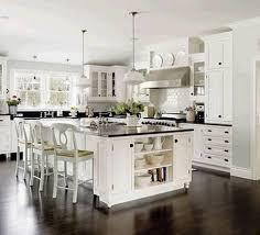 granite kitchen countertops with white cabinets. 59 Unique Kitchen Backsplash Ideas With White Cabinets Charming U Shape Bright Brown Wood Cabinet French Granite Countertops I