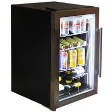 Refrigerator Outdoor Alfresco Tropical Rated Bar Fridge Triple Glazed Door And Lock