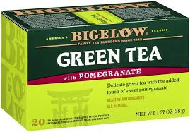 bigelow green tea with pomegranate 20 count