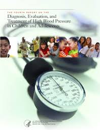 The Fourth Report On The Diagnosis Evaluation And