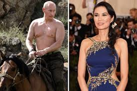 Image result for Wendi Deng Rupert Murdoch Vladimir Putin