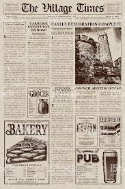 Victorian Era Newspaper Template Free Medical Certificate Templates Word Mrdl