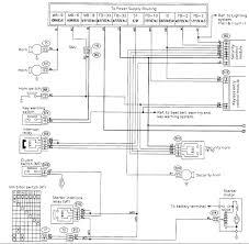 subaru impreza horn wiring diagram subaru wiring diagrams