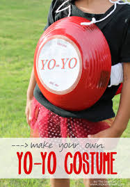 Design Your Own Yoyo Make Your Own Yo Yo Costume Make It And Love It
