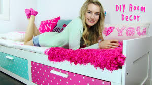 DIY Room Decor! 10 DIY Room Decorating Ideas For Teenagers (DIY Wall Decor,  Pillows, Etc.)   YouTube