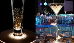 vase lighting ideas. Fine Vase 39under Vase Wedding Lights39 Create The Hidden Effect And Lighting Ideas Democraciaejustica