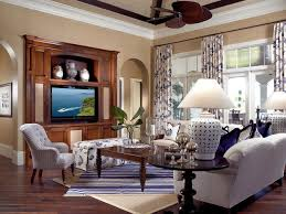 white furry rug family room traditional with arch arch doorway beige rug beige wall blue and