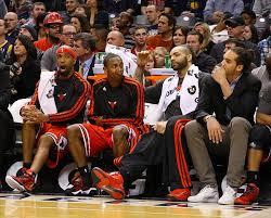 Chicago Bulls Still Have Work To Do Going Into PlayoffsChicago Bulls Bench Mob