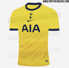 Shop our range of 2020/21 arsenal product now. Tottenham New Kit Leaked 2020 21 Third Strip Shows Resemblance To Arsenal Away Shirt
