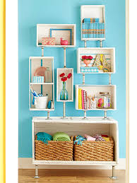 furniture makeovers. Crate-and-Pipe Shelf Furniture Makeovers
