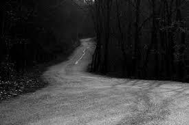داستان ترسناک من وسط جنگل تاریک(فقط باجنبه ها بخونن)