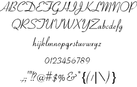 37 Best Cursive Fonts Free Premium