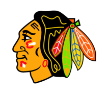 Free download of Chicago Blackhawks vector logos