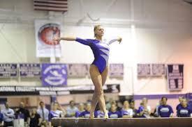 college gymnastics repko ends standout career at bridgeport