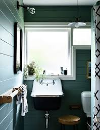 bathroom bathroom lighting ideas american standard wall. In The Bathroom, Lighting Is From Schoolhouse Electric, And Basin By American Standard. There\u0027s Also Another IKEA Cork Stool \u2013 \u0027I Have These Everywhere,\u0027 Bathroom Ideas Standard Wall